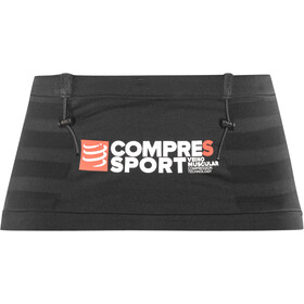 Compressport Free Belt Pro, black
